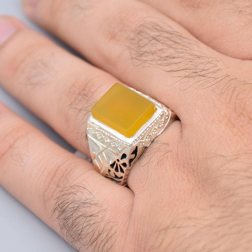 انگشتر شرف الشمس کد 2042