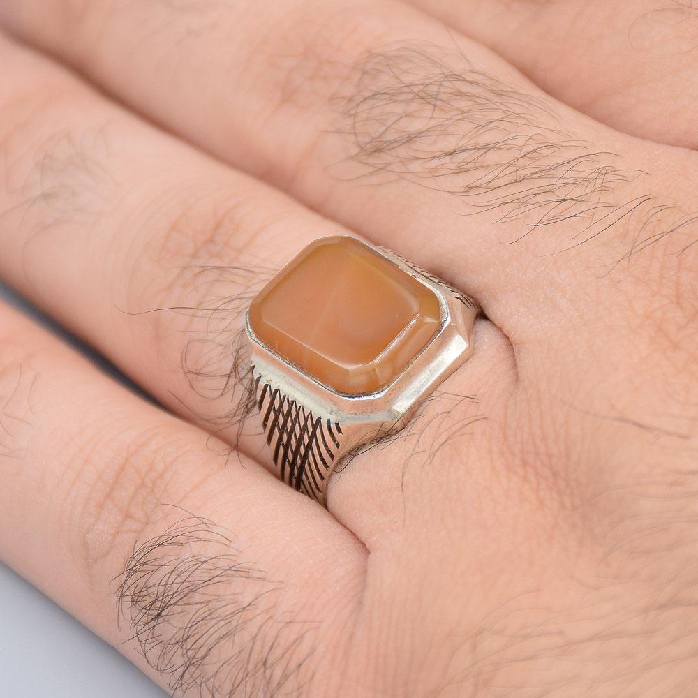 انگشتر شرف الشمس کد 2043