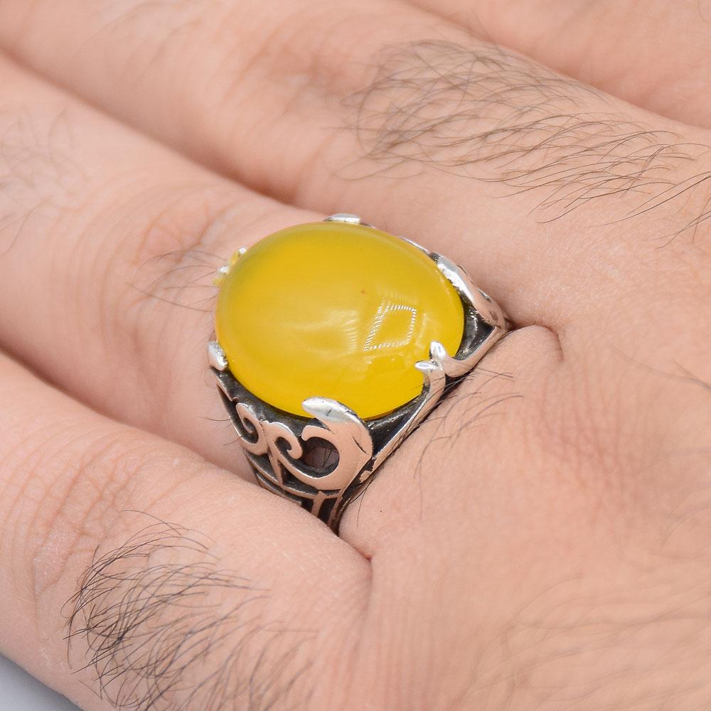 انگشتر شرف الشمس کد 2046