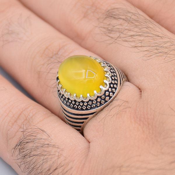انگشتر شرف الشمس کد 2049