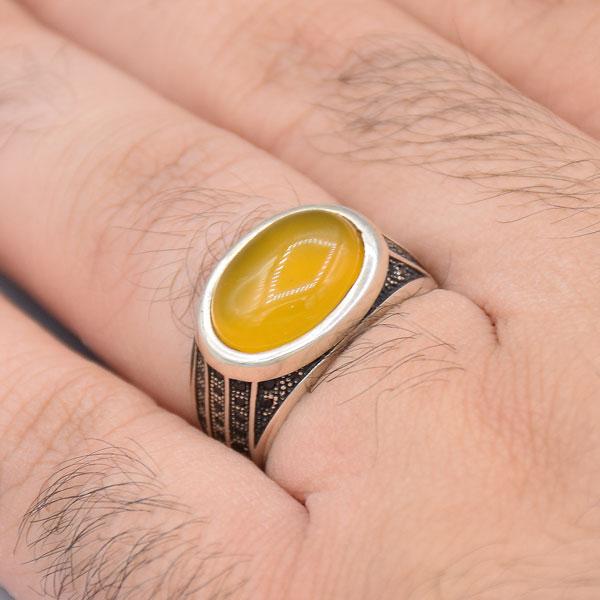 انگشتر شرف الشمس کد 2050