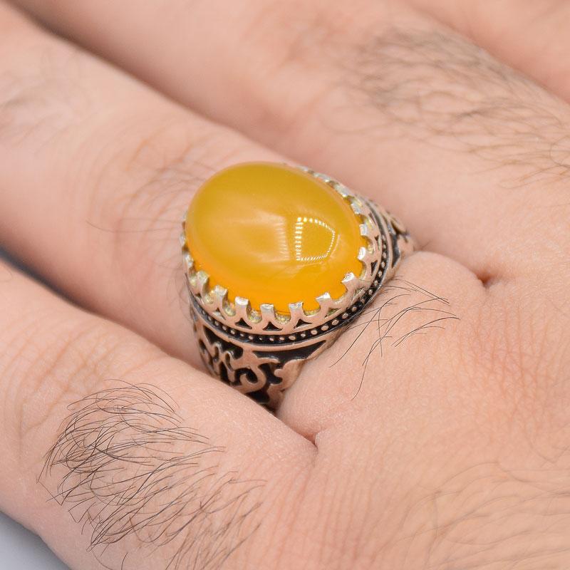 انگشتر شرف الشمس کد 2053